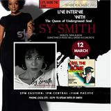 "LOTL The Zone Welcomes Sy Smith. New CD ""Sometimes A Rose Will Grow In Concrete"