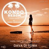 Kondo Beach - Compiled & mixed by Dava Di Toma -  April17