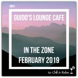 In The Zone - February 2019 (Guido's Lounge Cafe)
