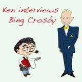Ken Sykora interviews Bing Crosby