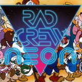 Rad Crew Neon S10E08: Disney på TV