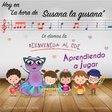 Susana la gusana presenta al CDI Aprendiendo a jugar