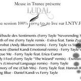 """AWIT episode 113 session special """"FERRY TAYLE"""" live on LNradio, sunday 27-04-14"""
