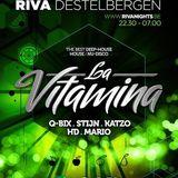 dj Mario @ Club Riva - La Vitamina 15-03-2014