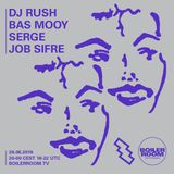 Dj Rush @ Boiler Room Rotterdam - 28.06.2018