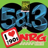 [DJ REYREY PRESENTS]I Luv The 90s NRG MIX