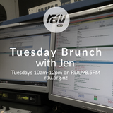 Tuesday Brunch with Jen on RDU 98.5FM #22 - 12 July 2016