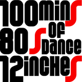 100 minutes of 80s dance 12-inches