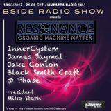 James Jaymal @ Bside show (19-03-2012)