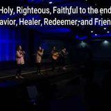 2018/10/28 HolyWave Praise Worship