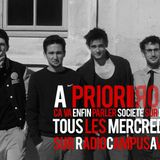 A Priori - 18/11/2015 - Radio Campus Avignon avec Julien Aubert