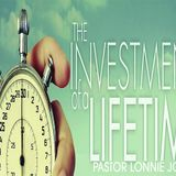 The Investment of a Lifetime - Audio