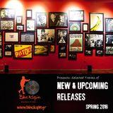 Blackspin Records-Spring 2016 Sampler