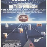 Easygroove (Pt1) Obsession 'The Third Dimension' 30th Oct '92