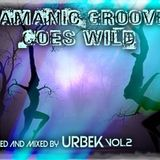 Shamanic Groove's Goes Wild VOL.2 Compiled and Mixed by Urbek