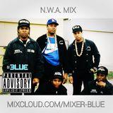 DJ BLUE NWA MIX
