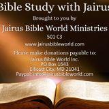 Bilbe Study With Jairus-Leviticus 20