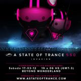 #ASOT550 - John O'Callaghan - Live at Beyond Wonderland in Los Angeles, USA,CA (17.03.2012)