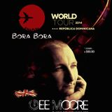 Bora Bora Tour - Gee Moore - One night in the Dominican Republic