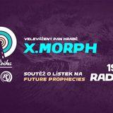 DnB Čočka w/ X.Morph 4/12/2018 @radio-r