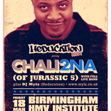 DJ Mylz - Chali 2na (Jurassic 5) Warm Up Mix (Live) - Pt 3