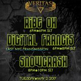 Ribe Oh Live @ Veritas Digital Francis' Last Transmission Party 02-05-2017