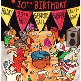 Patience Vibrations Birthday Funk Mix