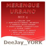 Merengue Urbano Mix 4 by DeeJay_YORK
