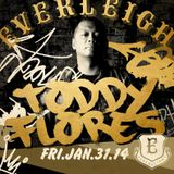 LIVE MIX TODDY FLORES EVERLEIGH TORONTO VINTAGE FRIDAY PT.1