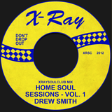 HOME SOUL SESSIONS VOLUME #1 - DREW SMITH