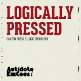 Logically Pressed - Antidote EmCees Promo Mix