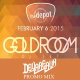 Gold Room Promo Mix