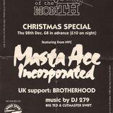 Masta Ace live in London (28.12.95)