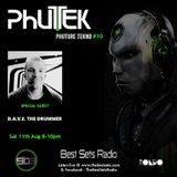 Phutek - Phuture Tekno feat. special guest D.A.V.E. The Drummer - Episode 010