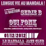 DJ Ouifonk - Mix 01 Decembre 2012 @ Mandala Jazz Club Toulouse, FR [Nujazz/Hip-Hop/Afrobeat/Electro]