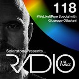 Solarstone presents Pure Trance Radio Episode 118