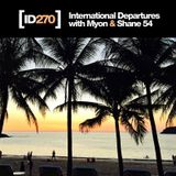 Myon & Shane 54 - International Departures 270