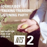 "Rap Vacation: ""Talking Treasure"" Listening Party - 21st March 2019"