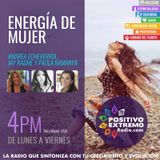 ENERGIA DE MUJER CON ANDREA Y JAY RADHE -DESBLOQUEA TU CREATIVIDAD-1-18-2018