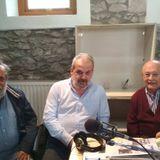 Ο José Antonio Moreno Jurado στη Δημοτική Ραδιοφωνία Λάρισας