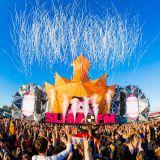 Bassjackers @ SLAM!FM Koningsdag, Netherlands 2016-04-27