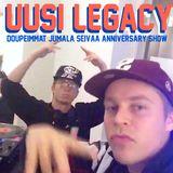 Uusi Legacy 3/11/14 w/ Dj Aksim & Särre & guest: Ruudolf