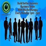 Build a Better Business (Drayton Bird 80th Birthday Special) with Mucha Murapa on IO Radio 22.08.16