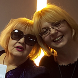17 martie 2017 - Chipuri fara masca, cu Rodica Mandache. Invitata: Carmen Galin