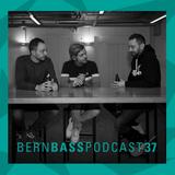 Bern Bass Podcast 37 - Ryck & Konfront.Audio (March 2018)