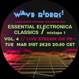 Essential Electronica Classics - Mixtape 1