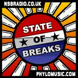 The State of Breaks with Phylo on NSB Radio - 08-18-2014