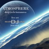 ATMOSPHERE - live set - marcosound dj 2016 n°14