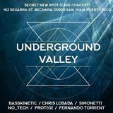 Chris Losada // Underground Valley Set // The Cave, Kronos