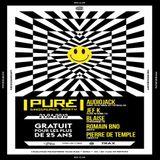 Jef K vs. Blaise @ Pure Dinosaures Party - Rex Club Paris - 21.04.2013